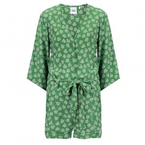 Jumpsuit Butter Daisy Green Flower