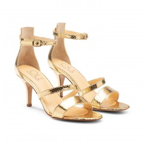Sandal Molly Milano Gold