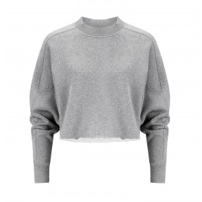 Sweater Rue De Babylone Grey