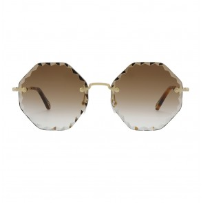 Sunglasses Rosie CE143S Gold/Gradient Brown