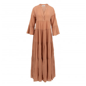 Long Dress Bochem Rose Dawn
