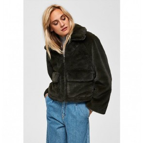 Faux Fur Jacket Trina Rosin