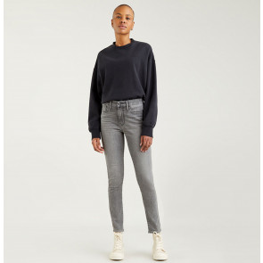 Jeans 721 High Rise Skinny Authentic Granite