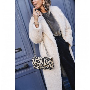 Coat Nicole Off White