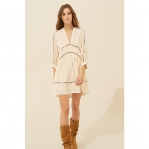 Dress Franny Nude