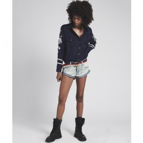 Denim Shorts Bandits Diamonde