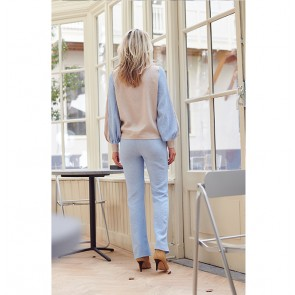 Trousers Biscuit - Colorblock