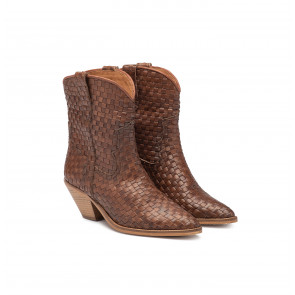 Ankle Boot Sloane Braided