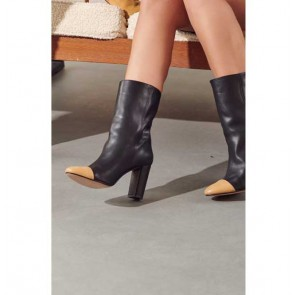 Boot Little Miss Coco Black/sand