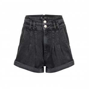 Short Rocky Shore Denim Ash