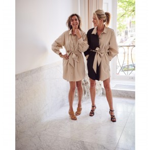 Dress Canal St. Martin Beige