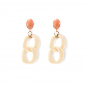 Earrings Alize 8 White