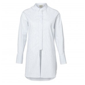 Long Shirt Balia Optical Snow Stripes