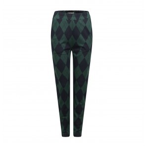 Pants Jaffa Green Blue Harlekin