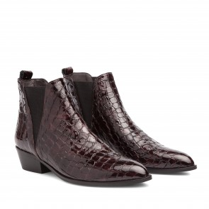 London Boot Croco