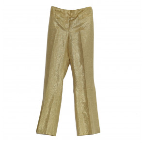 Vintage Trousers Gold