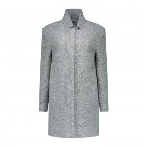 Coat Bubble Pori Grey