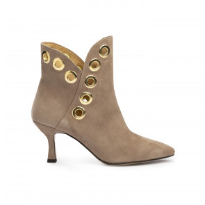 Boot Upper East Taupe