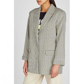Blazer Eliona Lime Light Check