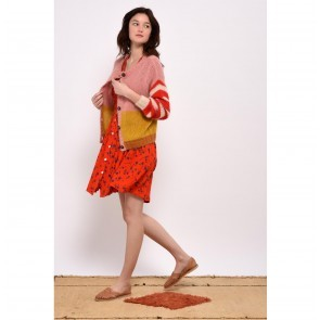 Cardigan Launch Sailor Red