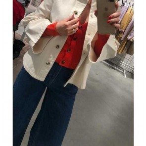 Denim Jacket Hannah Off White