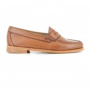 Weejuns Penny Loafers Burnish Tan