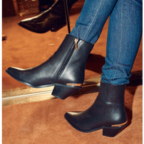 Boot Meatpacking Black