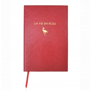 Notebook La Vie en Rose