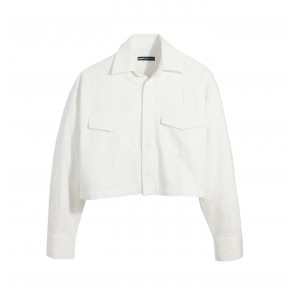 Relaxed Shirt Jacket LMC Dew Drop