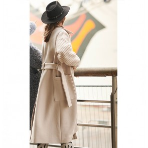 Coat Calas Cream
