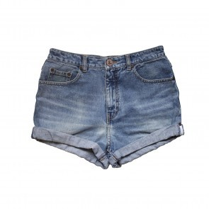 Shorts Vintage Chargers Dusty Middies