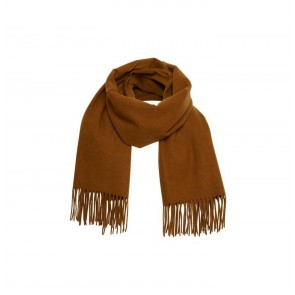 Scarf Cross Camel