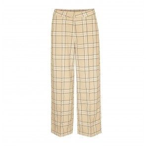 Pants Gaia Beige Check