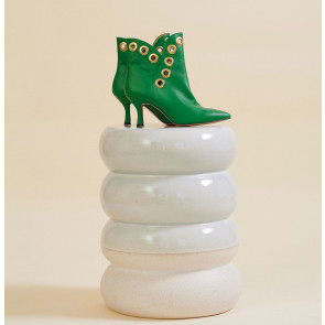 Ankle Boot Upper East Green