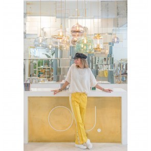 Pants Naysa Soft Yellow
