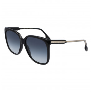 Sunglasses Soft Square in Black