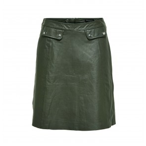 Leather Skirt Mina Rosin