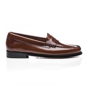 Weejuns Penny Loafers Cognac Leather