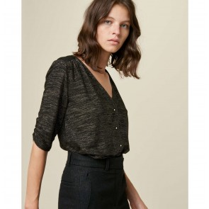 Blouse Elly Night Gold