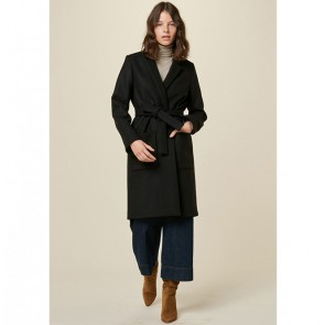 Coat Marcelin Black