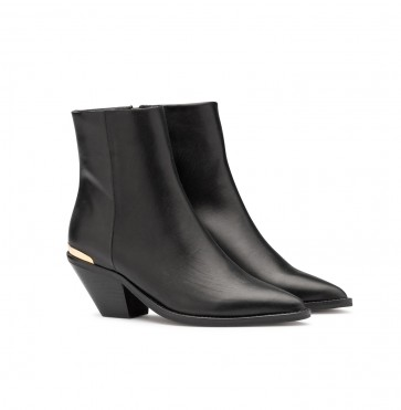 Ankle Boot Meatpacking Black