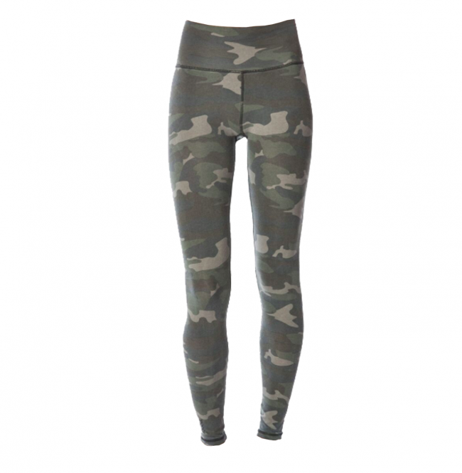 762b10adb5ee7 Camo Leggings Faded Army - Broeken - Broeken & Shorts - Clothing - Women