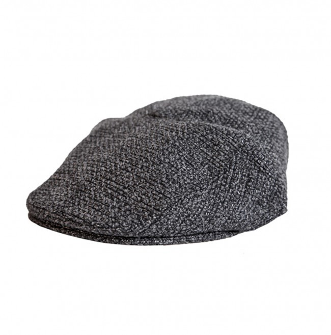 5af35fc414f79 Flat Cap Graphite Grey - Hats - Accessories - Women