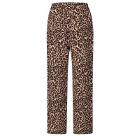 Pants Novyanna Natural Leopard