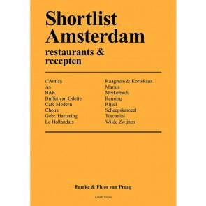 Book Shortlist Amsterdam