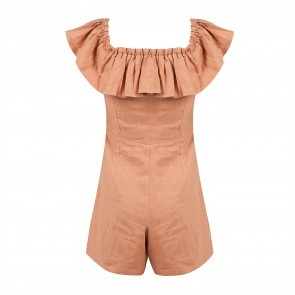 Playsuit Luisa Pinkish