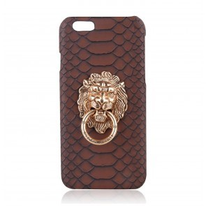Iphone Cover Lelle Lion Brown