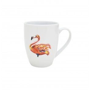 Mug 370ml Flamingo