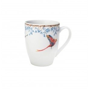 Mug 370ml Bamboo & Singing Birds