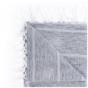 Hammam Towel Urban Rain White